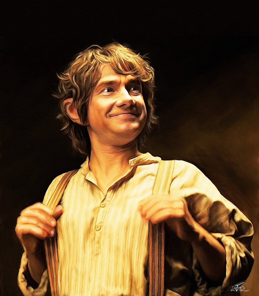 Roll to Dodge! Bilbo